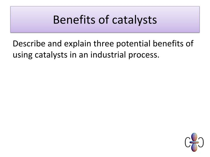 catalysts in industries essay The role of heterogeneous catalysts in the chemical industry from iron in the manufacture of ammonia to vanadium(v) oxide in making sulfuric acid, heterogeneous catalysts play a hugely important role in the chemical industry.