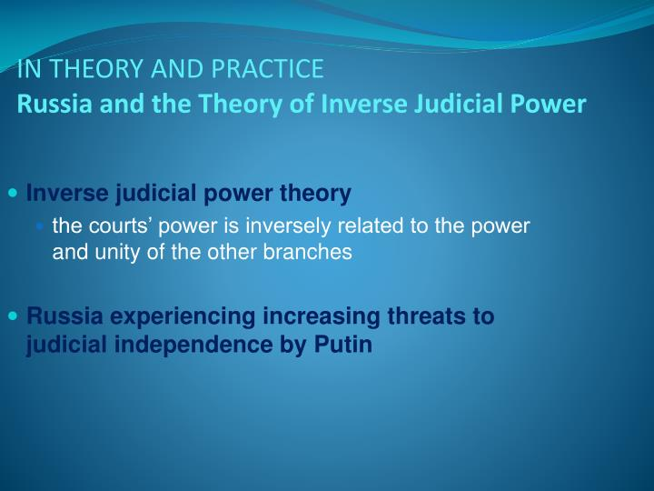 comparing theories of power