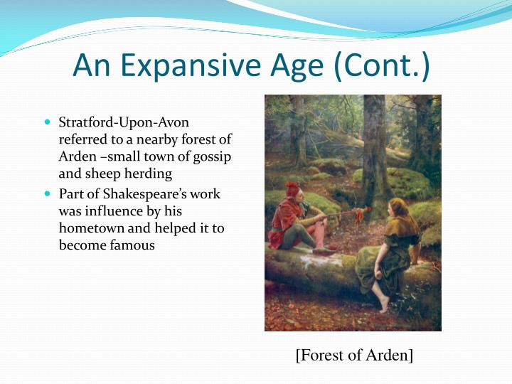 forest arden shakespeare s you like idealised pastoral set The forest of arden, in shakespeare's 'as you like it', is an idealised pastoral setting discuss.