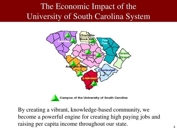 The Economic Impact of the