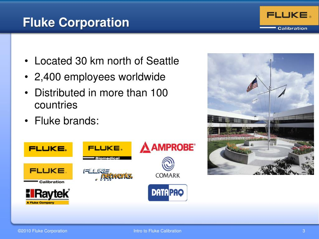 PPT - Fluke Calibration PowerPoint Presentation - ID:3049227
