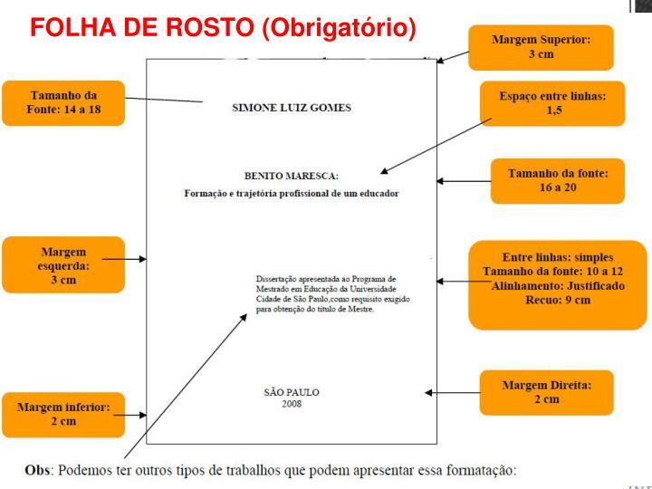 bfa342d062 PPT - MANUAL DE ELABORAÇÃO DE TRABALHO ACADÊMICO CIENTÍFICO ...