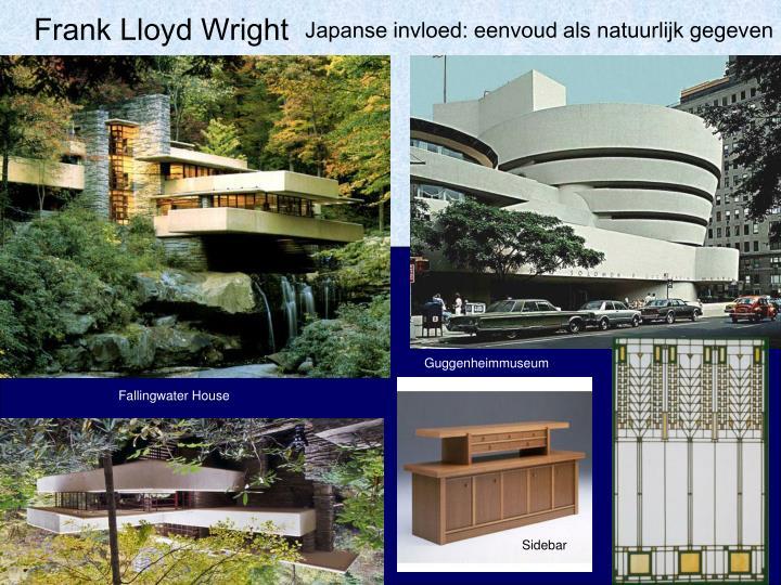 Japanse invloed: eenvoud als natuurlijk gegeven