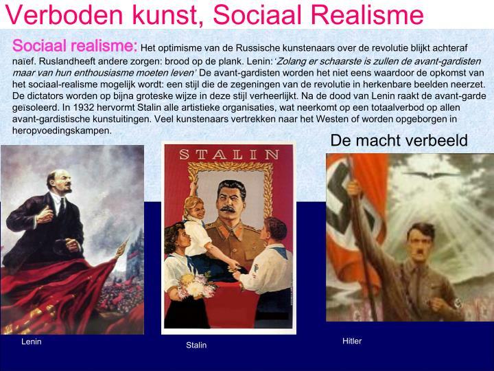 Sociaal realisme: