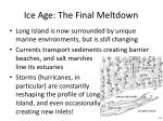 ice age the final meltdown