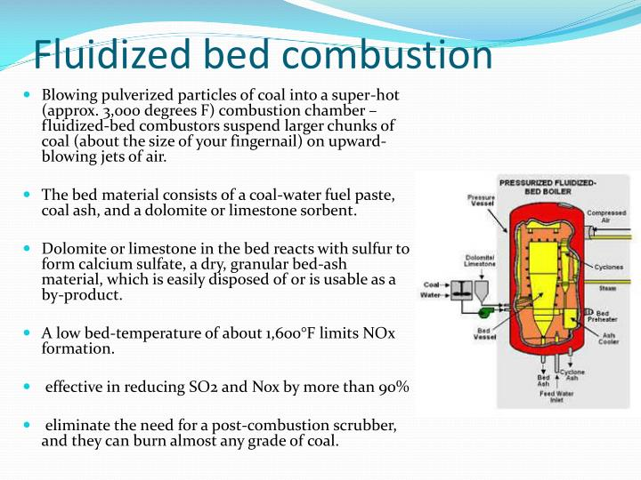 p a farrell fluidized bed combustors thesis A fluidized bed is a state of a two-phase mixture of particulate solid material and fluid, which is widely used in many modern technologies for efficient implementation of various physical and chemical processes.