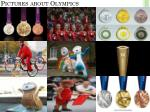 pictures about olympics