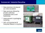 commercial industrial recycling