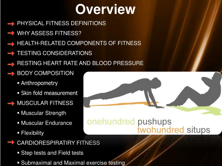Physical Fitness Definitions Whyess