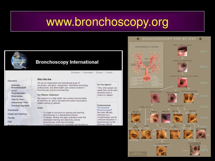 www.bronchoscopy.org