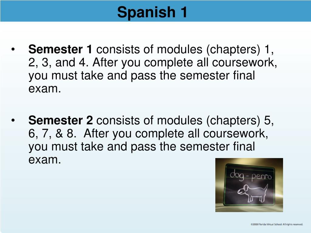 PPT - Spanish I PowerPoint Presentation - ID:3052545