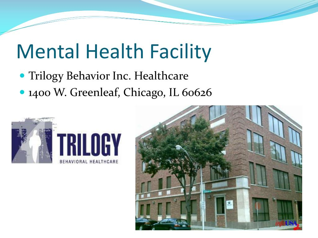 Ppt Mental Health Substance Abuse Facilities Powerpoint Presentation Id 3052569