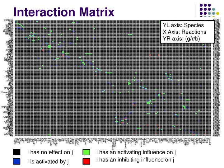 Interaction Matrix