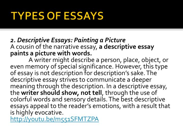 afrikaans descriptive essays Descriptive essay outline and format considering the fact, descriptive essay is a unique type of a term paper, the structure also differs from the one you are used to it traditionally contains the.