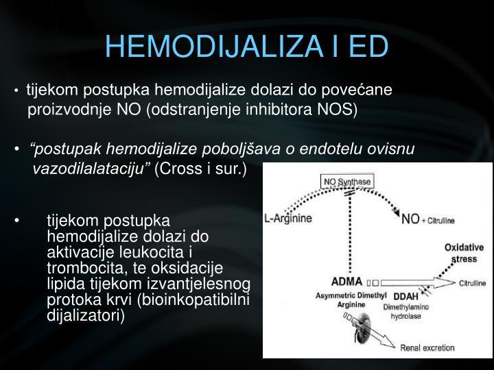 HEMODIJALIZA I ED