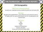 the foundation research report2