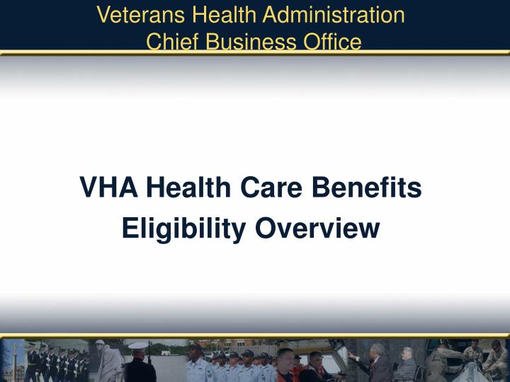 veterans health administration chief business office
