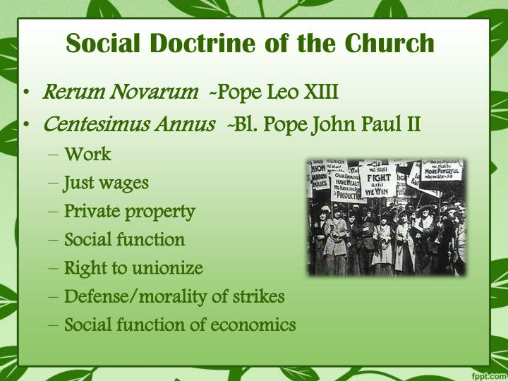 important conclusions in centesimus annus The free society: some reflections on john  some reflections on john paul ii's centesimus annus as one enters the  an important question that i.
