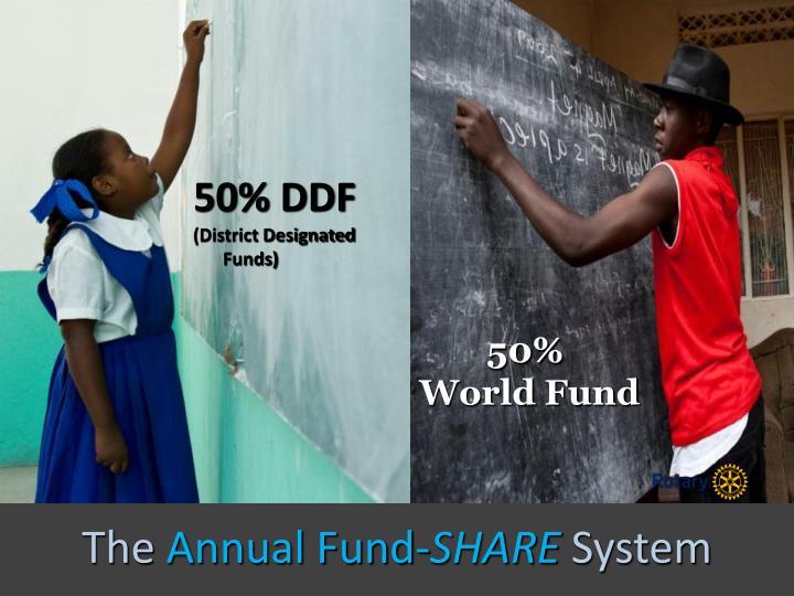 50% DDF