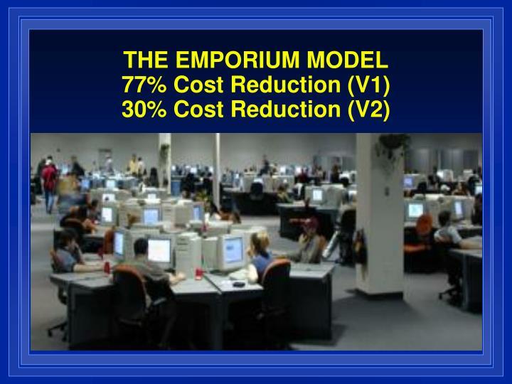 THE EMPORIUM MODEL