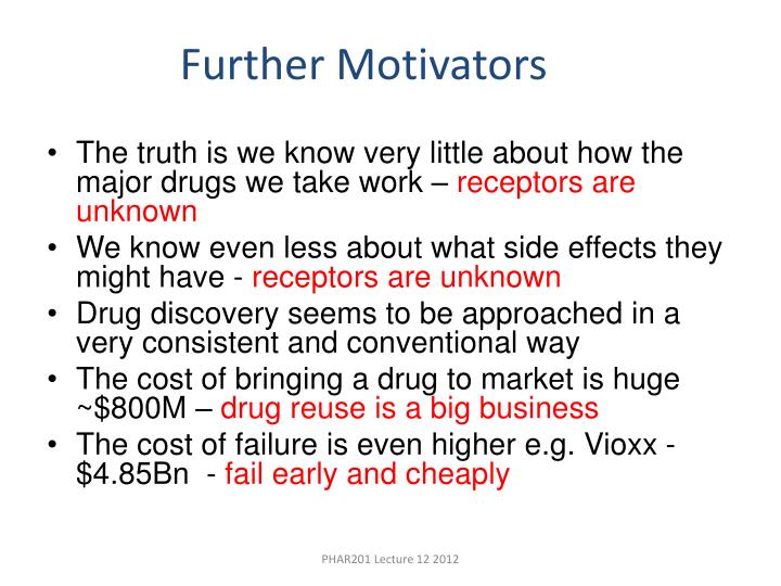 The truth is we know very little about how the major drugs we take work –