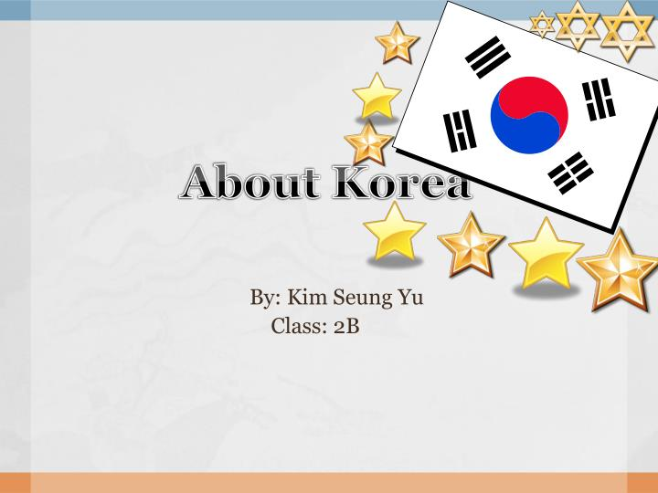 about korea n.