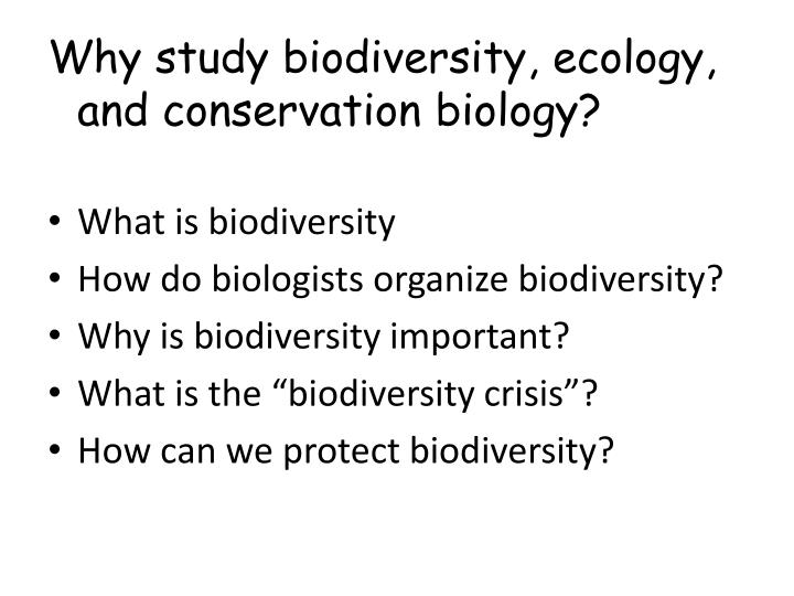 a study on biodiversity Download video: biodiversity hotspot case study: galapagos 0 energy points studying for a test prepare with these 2 lessons on where is biodiversity found.