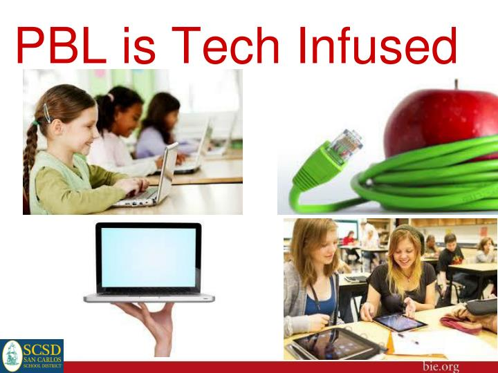 PBL is Tech Infused