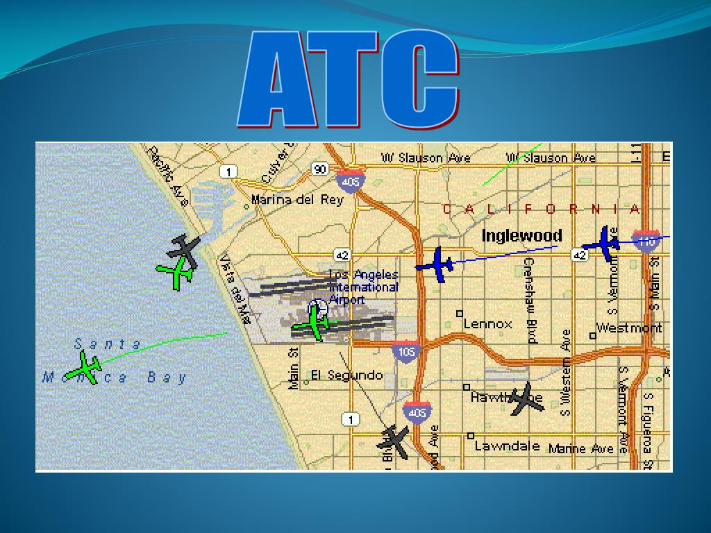 PPT - ATC PowerPoint Presentation, free download - ID:3057802