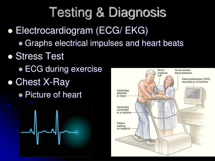 Testing & Diagnosis