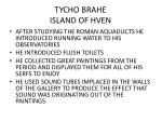 tycho brahe island of hven1