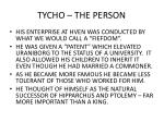 tycho the person