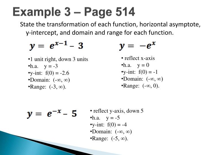 Example 3 – Page 514