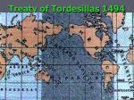 treaty of tordesillas 14941