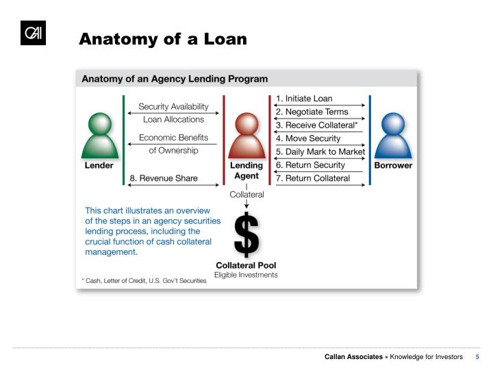 Anatomy of a Loan