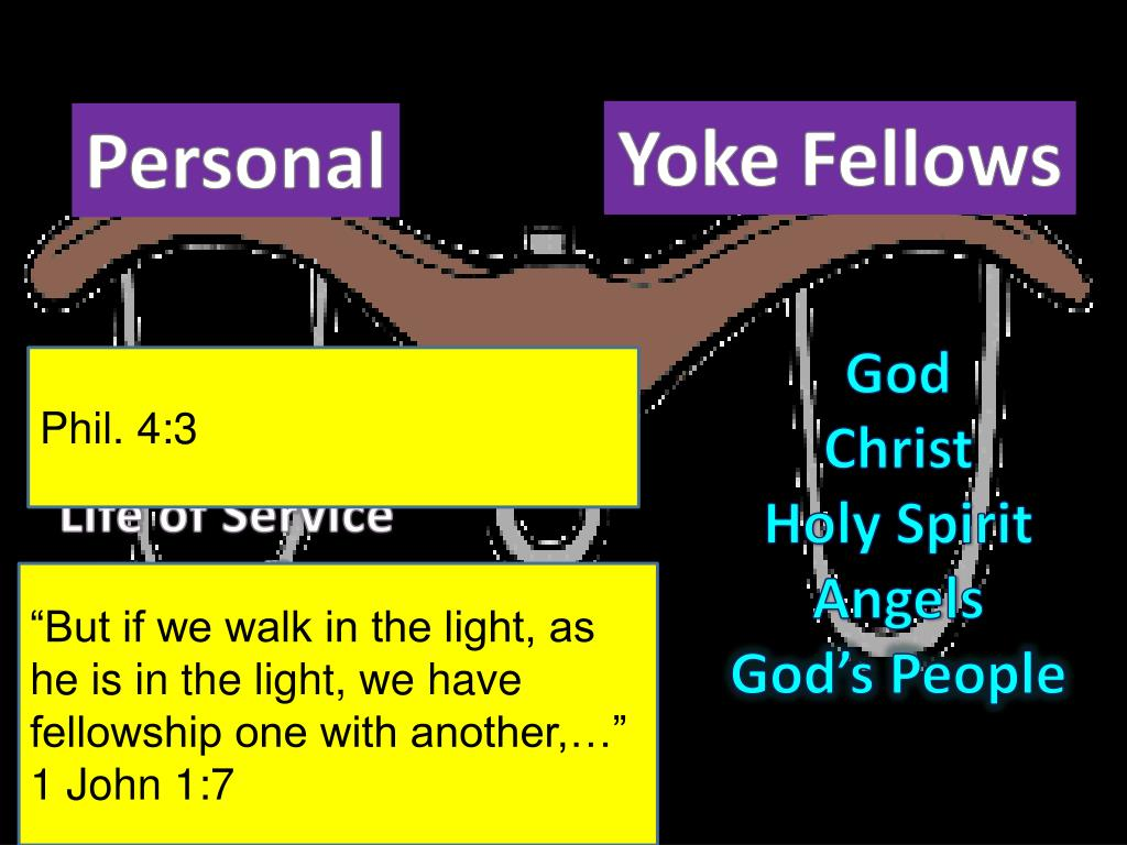 PPT - The Yoke of Christ PowerPoint Presentation - ID:3058487