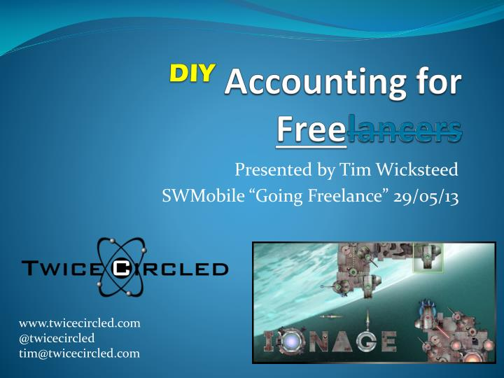 Accounting for freelancers