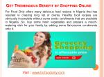 get tremendous benefit by shopping online3