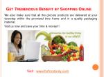 get tremendous benefit by shopping online4