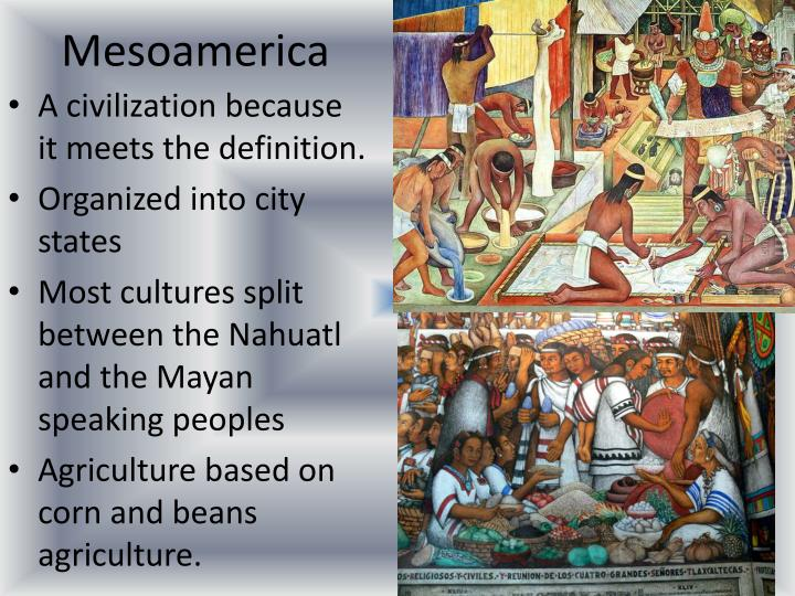 a comparison of aztecs civilization and mayan civilization The mysterious olmec civilization, located in ancient mexico, prospered in pre-classical (formative) mesoamerica from c 1200 bce to c 400 bce and is generally considered the forerunner of all subsequent mesoamerican cultures including the maya and aztecs.