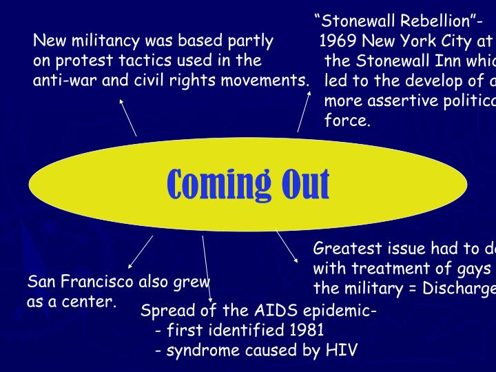 """Stonewall Rebellion""-"