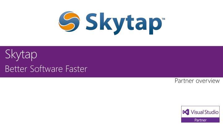 Skytap