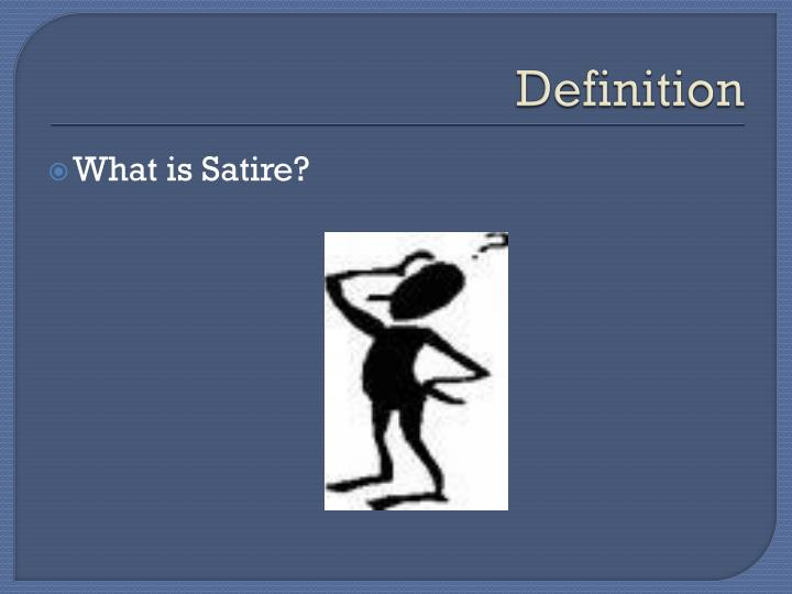 the meaning of satire satirical elements and their use in literature Satire is a genre of literature that uses wit for the purpose of social criticism satire ridicules problems in society, government, businesses, and individuals in order to bring attention to certain follies, vices, and abuses, as well as to lead to improvements.