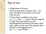 type of text2