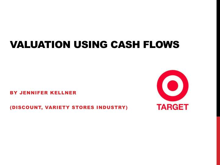 valuation using cash flows n.