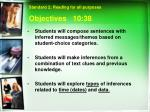 objectives 10 38
