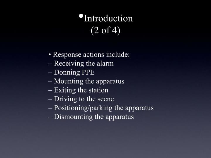 Introduction 2 of 4