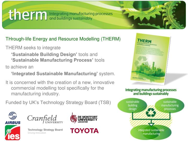 Tsb therm project