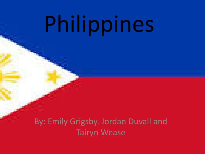 philippines n.