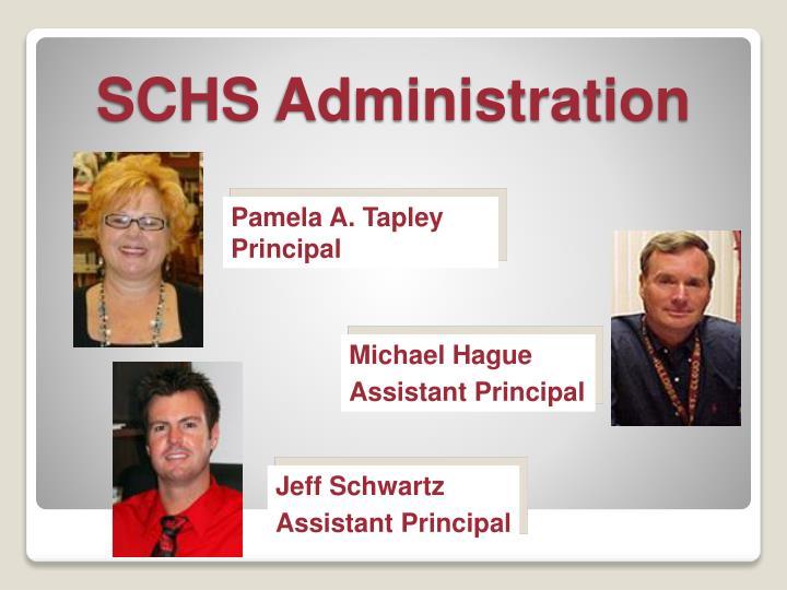 Schs administration